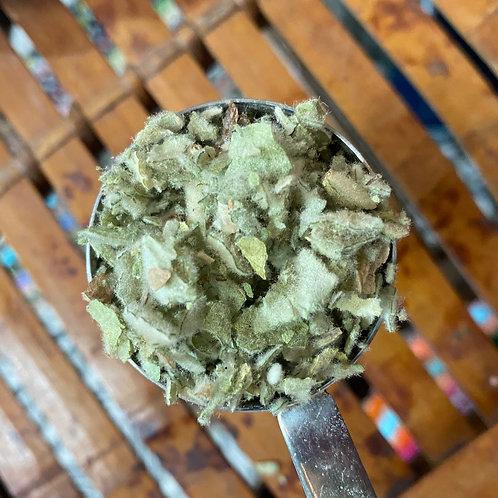 Mullein leaf, organic - 1 ounce