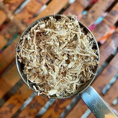 Marshmallow root, organic - 1 ounce