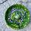 Thumbnail: Ceramic jewelry tray - Mossy Rocks