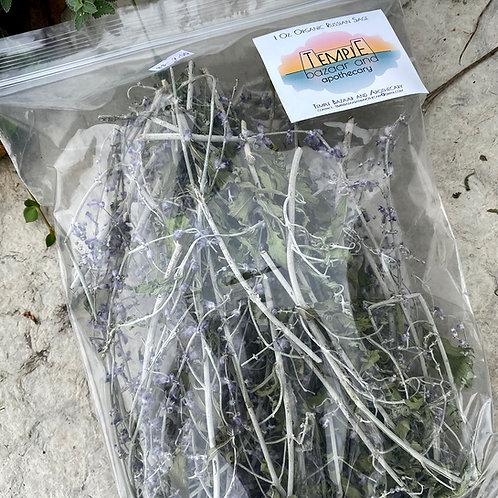 Organic Dried Russian Sage