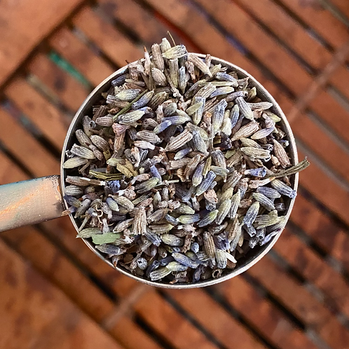Lavender Flower (English), organic - 1 ounce