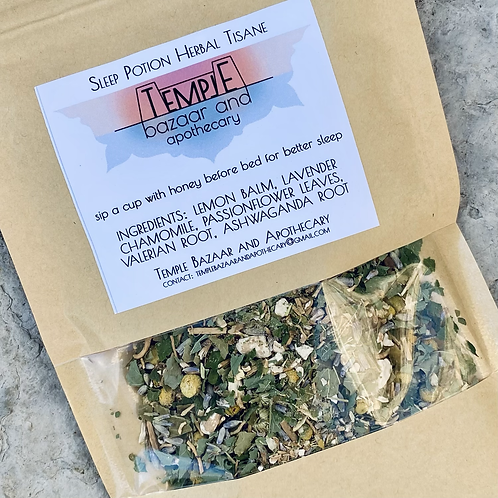 Sleep Potion Herbal Tisane