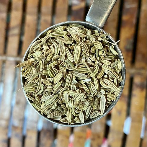 Fennel Seed, organic - 1 ounce