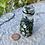 Thumbnail: Mini glass spell jar - Vines on Stone