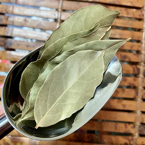 Bay Leaf (whole), organic - 1 ounce
