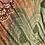 Thumbnail: Harem Pants - green, tan, rust - one size