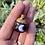 Thumbnail: Mini glass spell jar - Crescent Moon