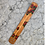 Thumbnail: Hand Painted Wooden Incense Burner - Poppy and Sacred Geometry