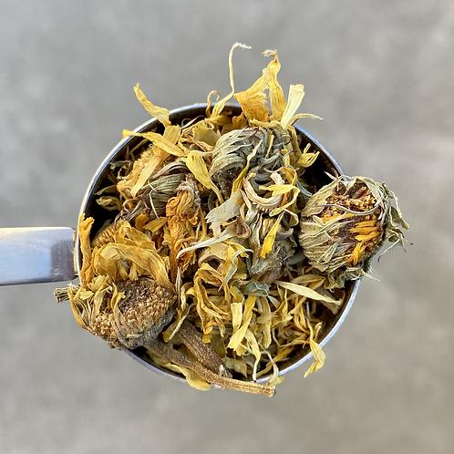 Calendula Flower, organic - 1 ounce