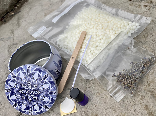 DIY Soy Candle Kit - 5 ounce