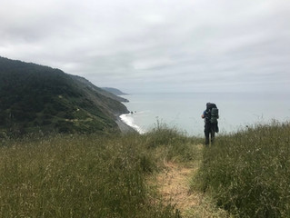 Unfinished Business: The Lost Coast Trail, California