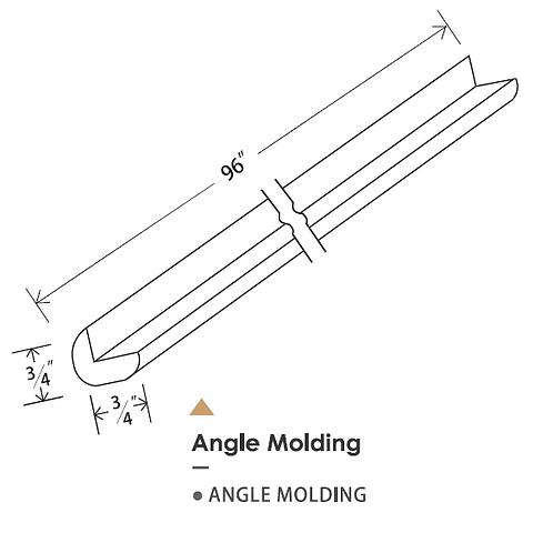ANGLE MOLDING