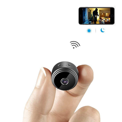 Versatile Dash Cam Wifi with Battery Rear View Camera 1080P with Magnet 150 View