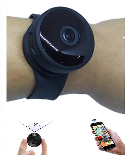 EsiCam Mini Hidden Camera Versatile Dash Cam Wifi Nanny Cam Body Camera with Aud