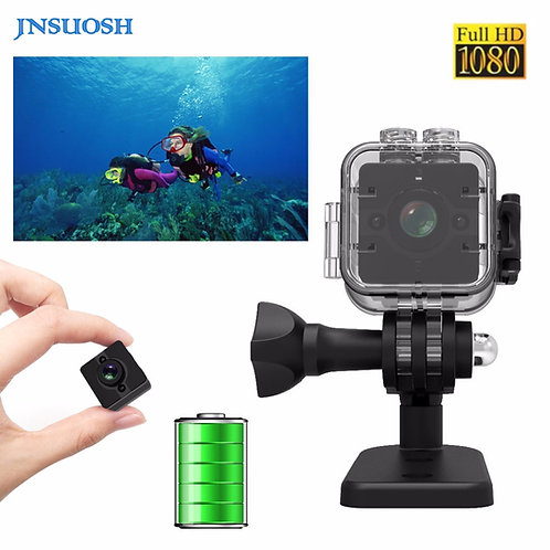 SQ12 HD Car Home CMOS Sensor  Mini Camera Micro Camera Waterproof