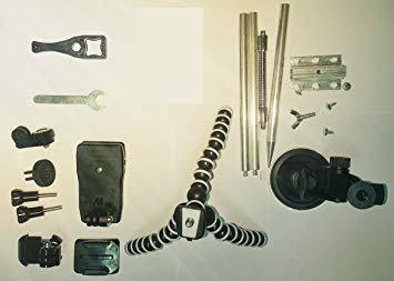 EsiCam RV Camera Camping Camera Kits de montaje adicionales para ESiCam Camera EH05 EH06