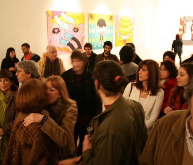 2008 cano at Circolo cultural Recoleta
