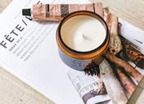 Ivory Fox Trading Co Botanica Collection Coco Soy Candle