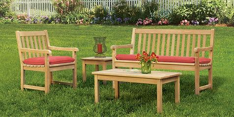 Oxford Garden teak chair and bench.jpg