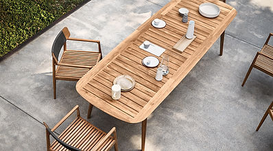Gloster Archi table and chairs.jpg