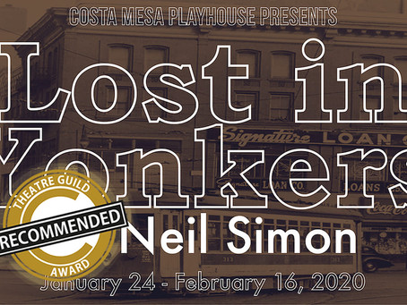 'Lost in Yonkers' at Costa Mesa Playhouse