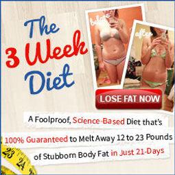 3 Weeks Diet