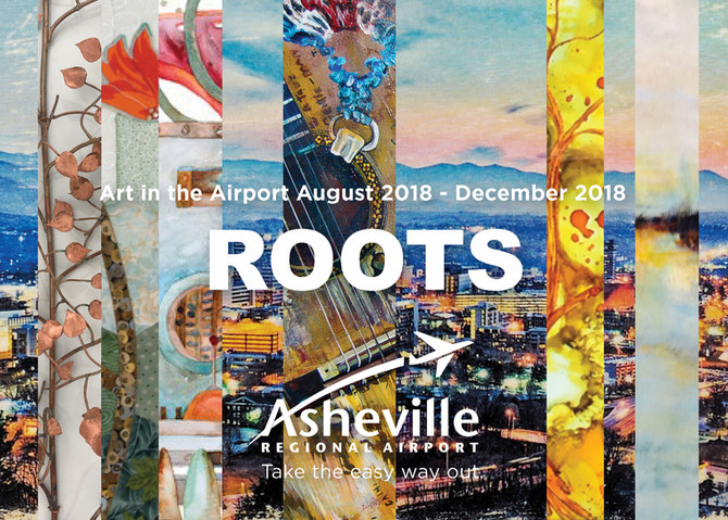 ROOTS: New exhibit at Asheville Regional Airport Art Gallery