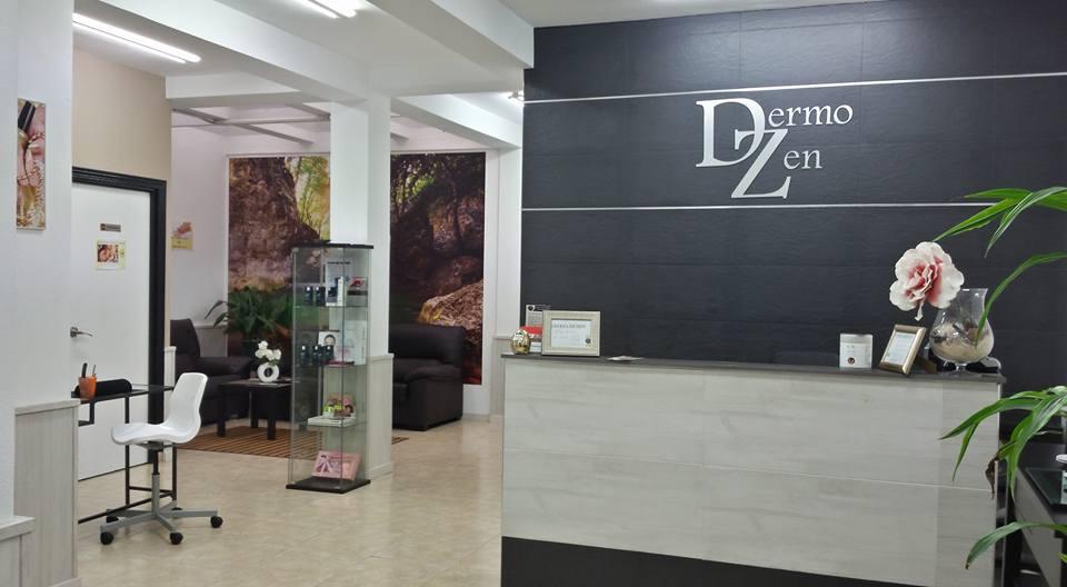 Recepción DermoZen