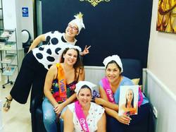 Beauty party, fiesta de belleza 5