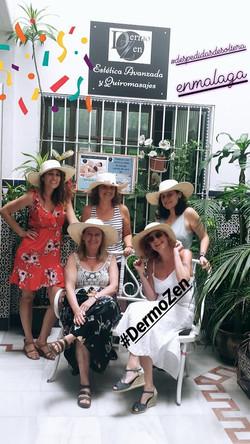 Beauty party, fiesta de belleza 13