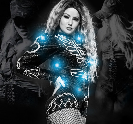 LAUREN GREEN BEYONCE POSTER 1 square no