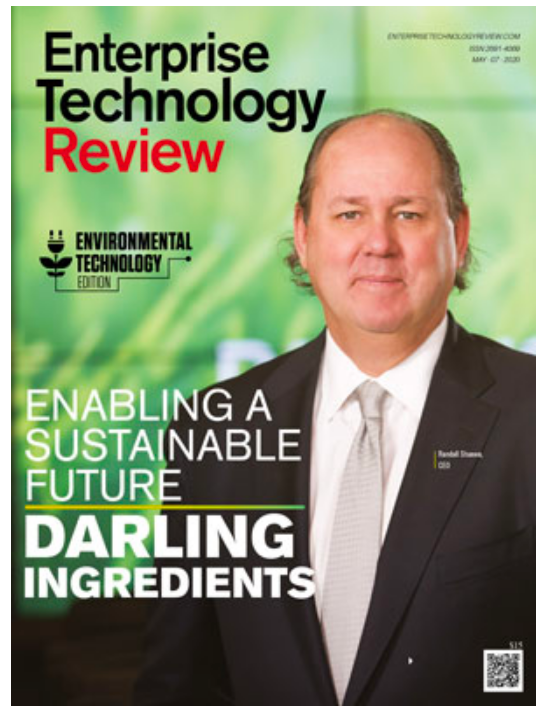 Enterprise Technology Review Magazine Cover