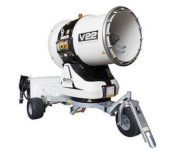 EMI Controls V22 Dust Controller
