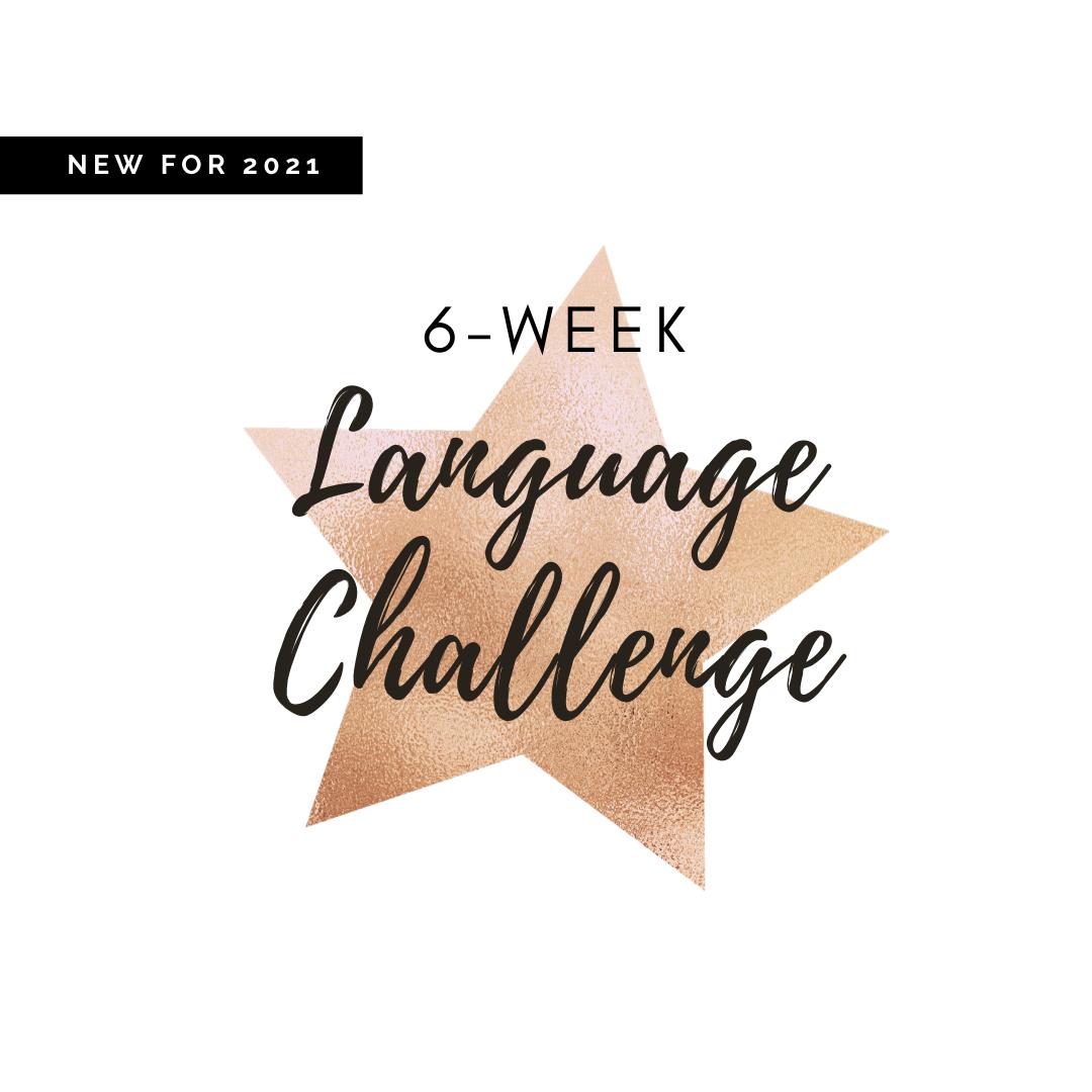 6-Week Portuguese Challenge 🇵🇹