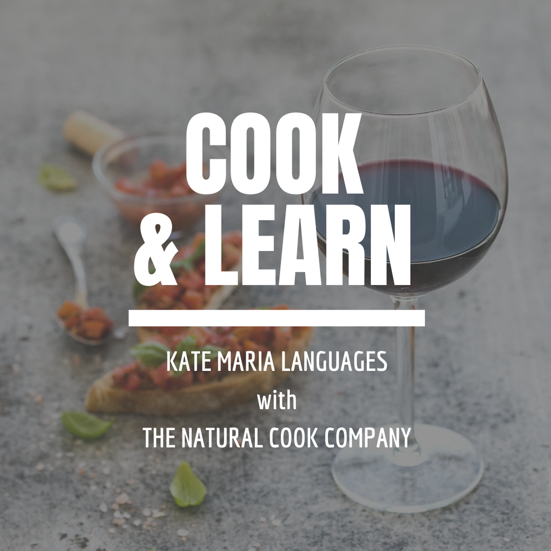 Cook and Learn Portuguese