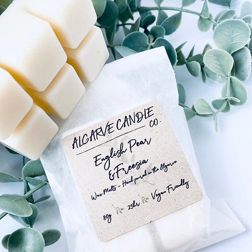 Soy Wax Cubes - Pack of 6 Cubes 80g
