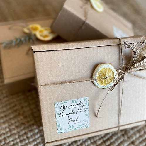 SAMPLE SCENTS BOX