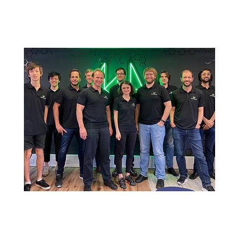 Wintermute Team Photo