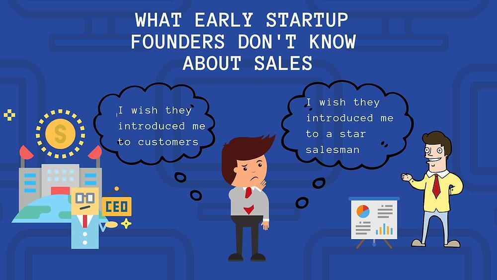 B2B sales for startups