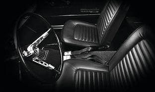 64 1/2 Mustang Interior