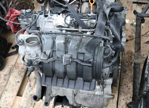 Engine block bare cylinder head VW 1.4 FSI BKG