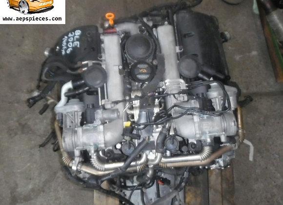 Moteur complet VW TOUAREG 5.0 V10 BLE