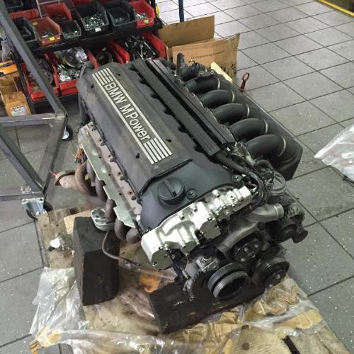 Auto Bmw: Moteur Complet BMW E36 3.2L M3