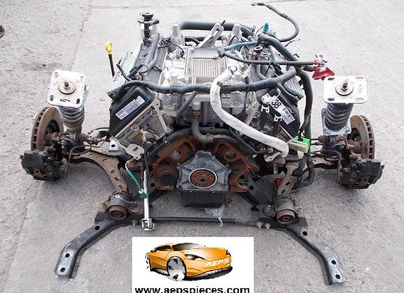 Moteur complet  FORD MUSTANG SHELBY GT 500 5.4L