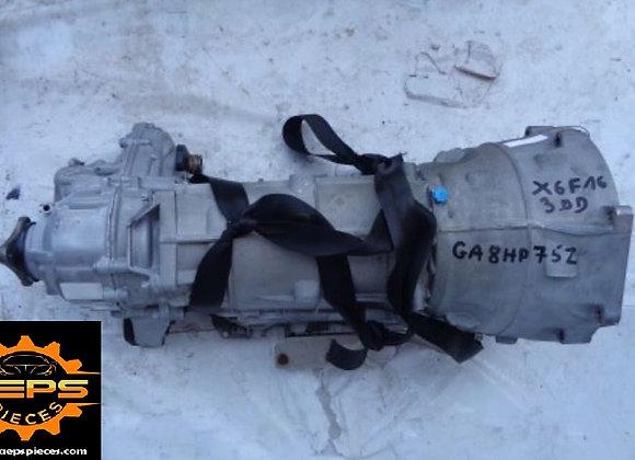 Boite de vitesse auto BMW X6 F16 3.0D GA8HP75Z
