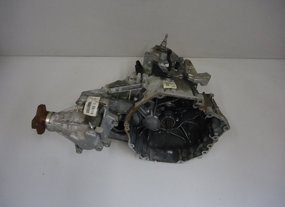 Boite de vitesse RENAULT KADJAR 1.6DCI 4X4