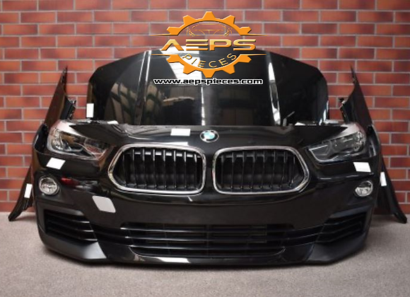 Face avant complete BMW X2 F39