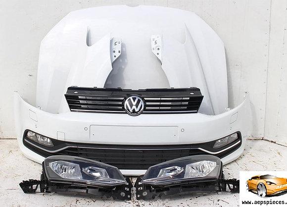 Face avant complete VW POLO 6C