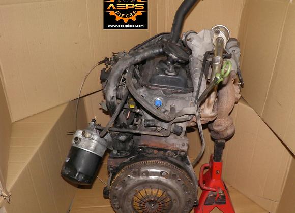 Moteur complet VW T4 TRANSPORTER MULTIVAN 1.9TD ABL