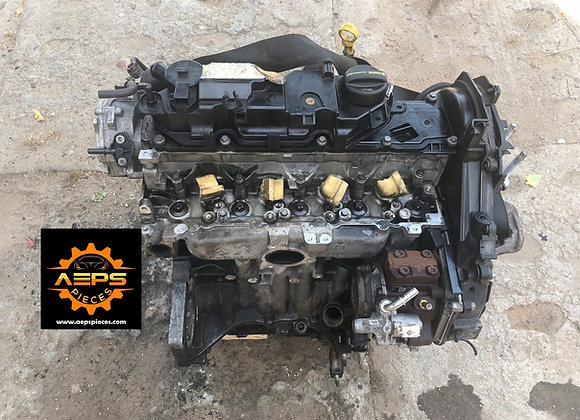 Bare block cylinder head FORD 1.6TDCI T1DA